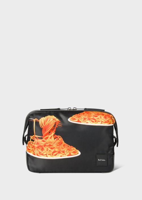 폴 스미스 Paul Smith Spaghetti Print Wash Bag