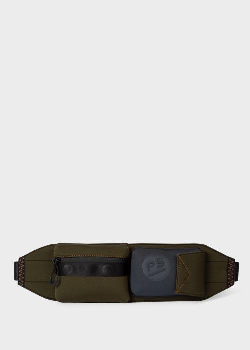 폴 스미스 Paul Smith Khaki Neoprene Bum Bag
