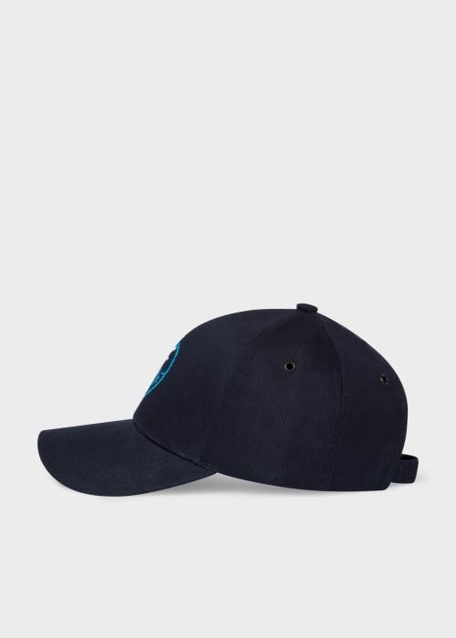 폴 스미스 Paul Smith Navy Dino Baseball Cap