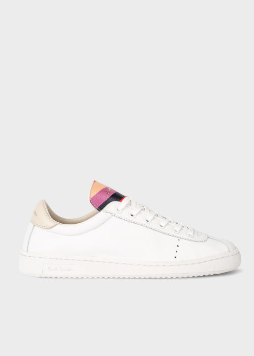 White 'Dusty' Sneakers - Paul Smith
