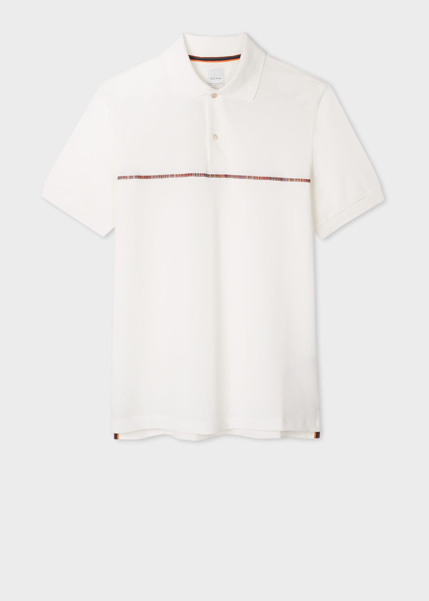 Men's Designer Polo Shirts   Short & Long Sleeve Polos - Paul Smith