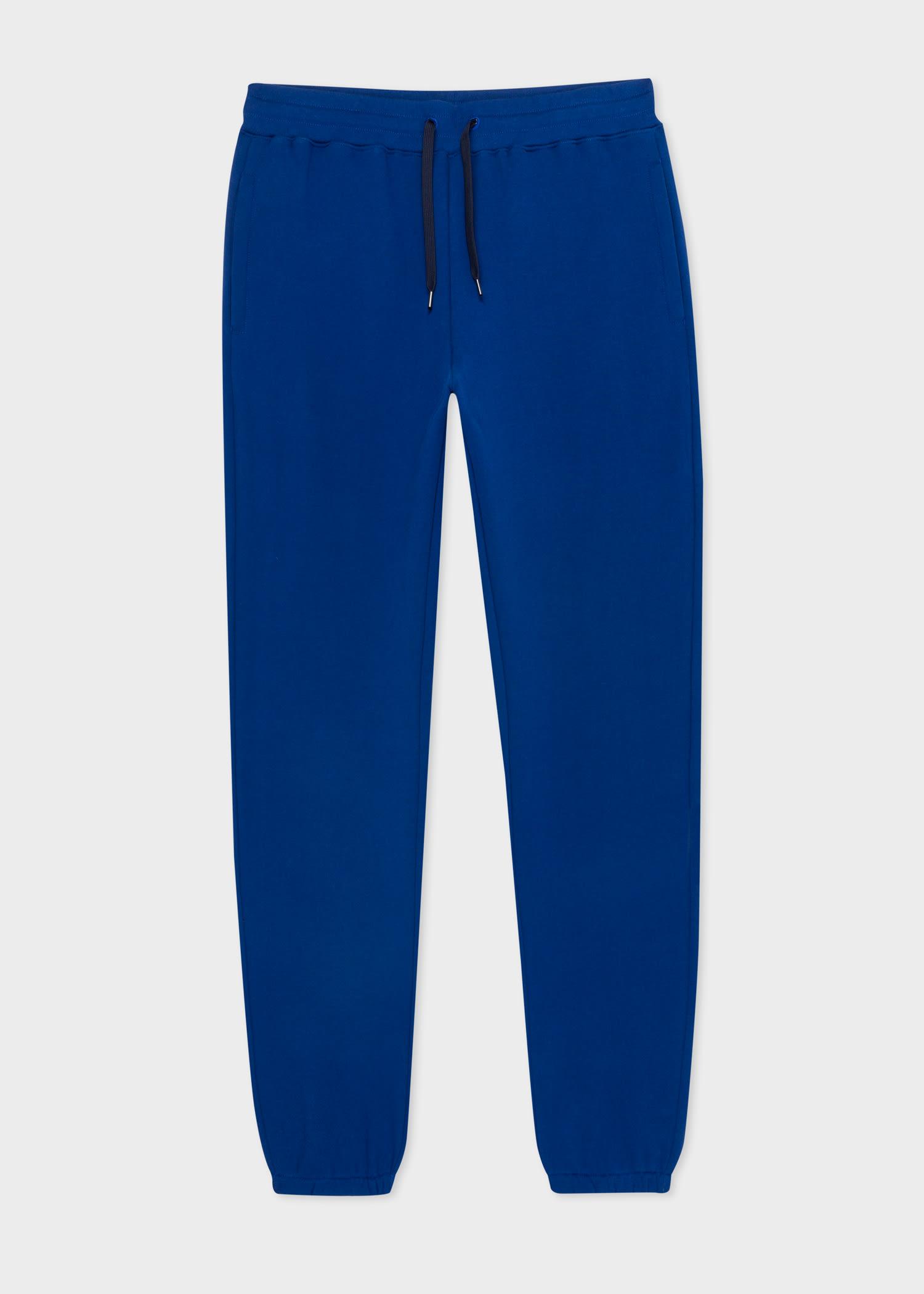 폴 스미스 스웻팬츠 Paul Smith Mens Cobalt Blue Happy Sweatpants