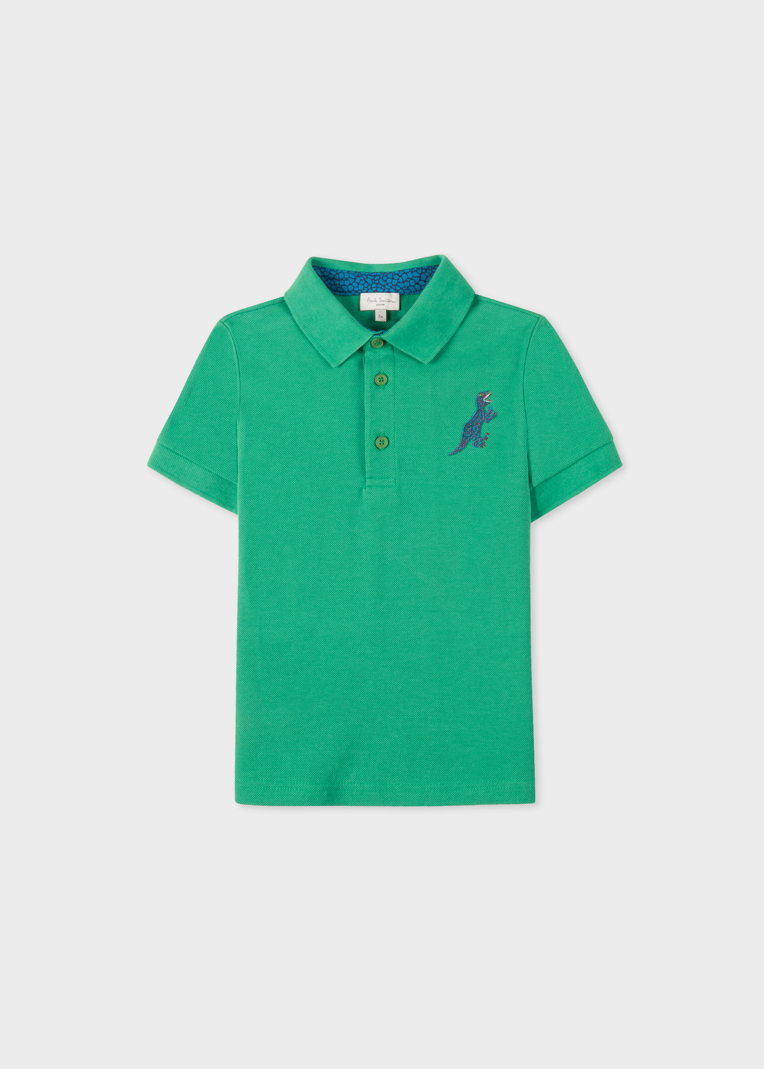24ebc3ddd Boys  2-16 Years Green  Dino  Polo Shirt - Paul Smith Asia