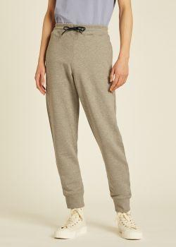 폴 스미스 스웻팬츠 Paul Smith Mens Grey Zebra Logo Cotton Sweatpants