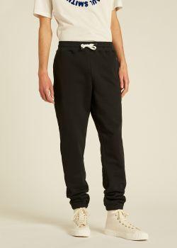 폴 스미스 스웻팬츠 Paul Smith Mens Black Happy Sweatpants