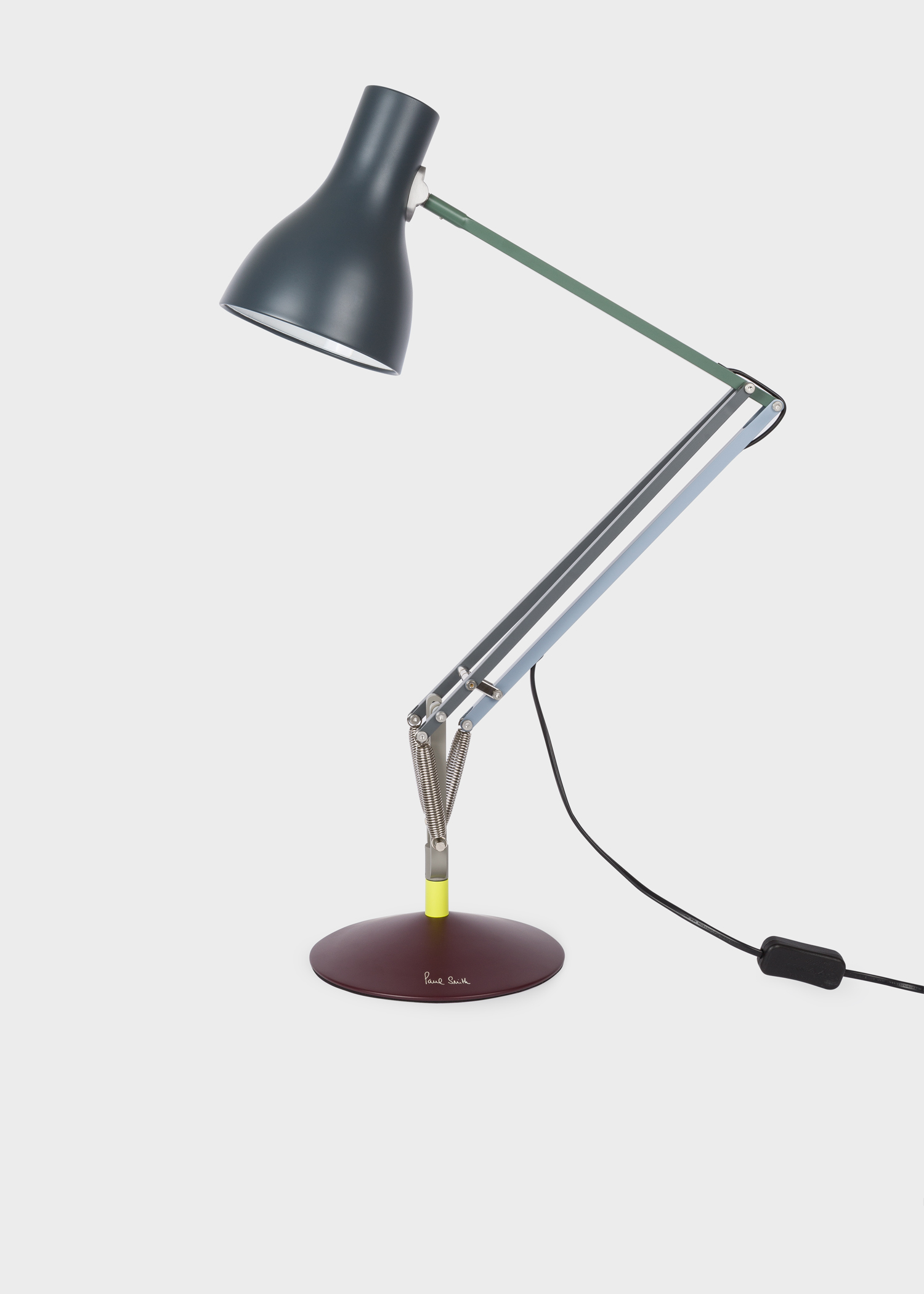 quality design 8b6cf 540c8 Anglepoise® and Paul Smith Type75™ Desk Lamp - Edition Four
