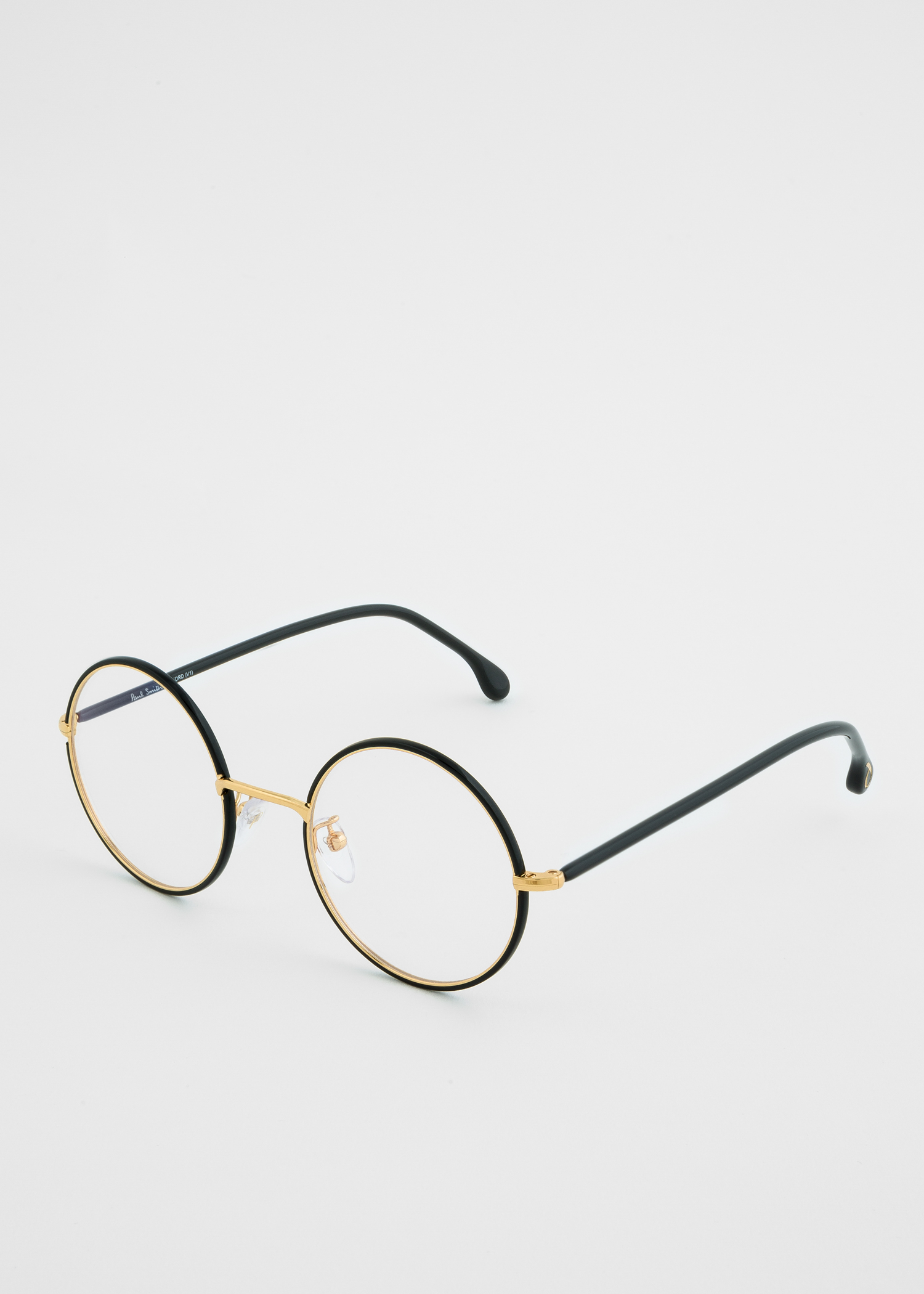 43f63d68d9 Paul Smith Black Ink And Gold  Alford  Spectacles - Paul Smith US