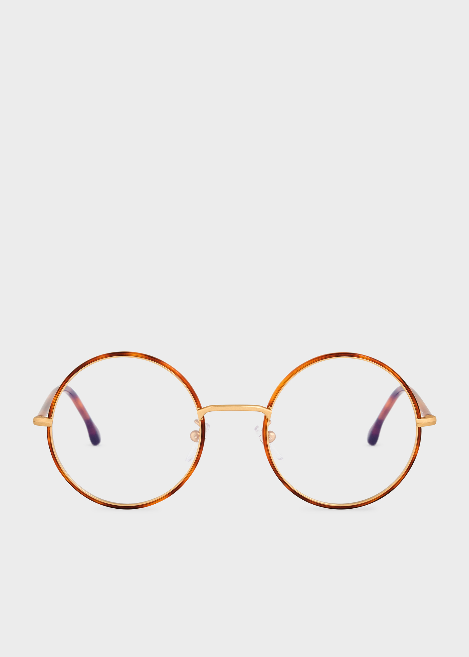 07f8c9765 Paul Smith Honey Turtle And Gold 'Alford' Spectacles - Paul Smith US