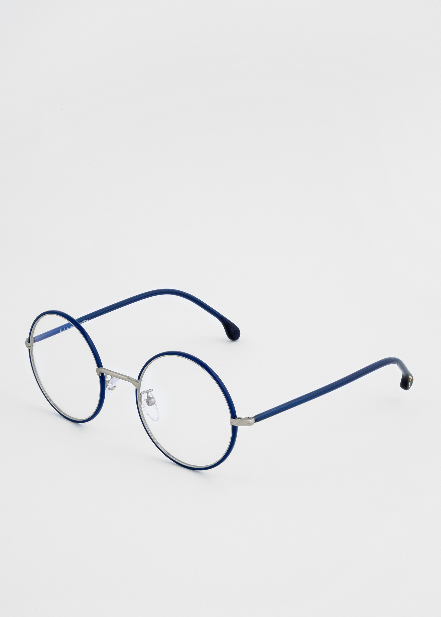 c0ff12c8bd97e Paul Smith Deep Navy And Silver  Alford  Spectacles - Paul Smith Asia