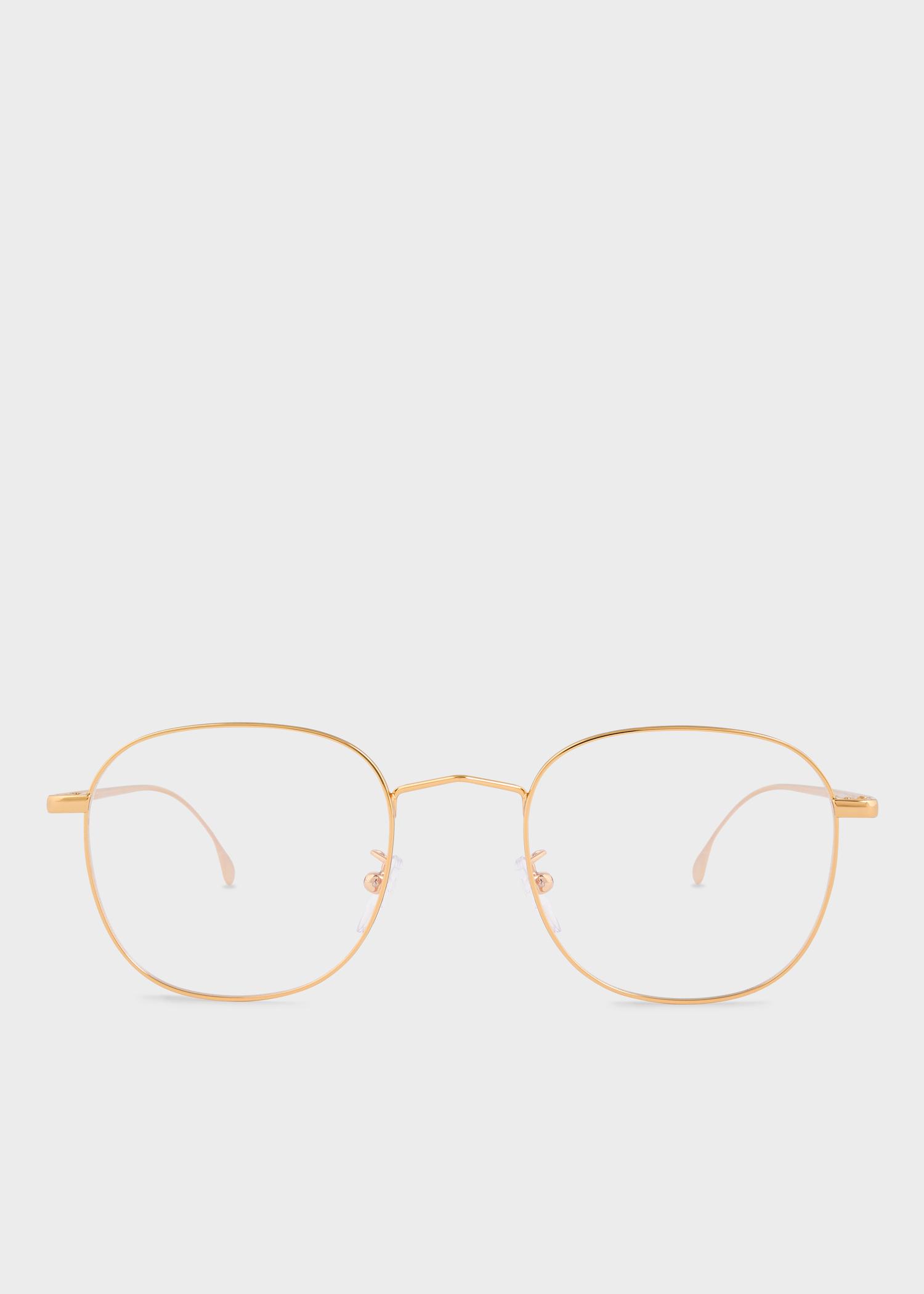 879a5e2eb8 Paul Smith Gold  Arnold  Spectacles - Paul Smith Hong Kong