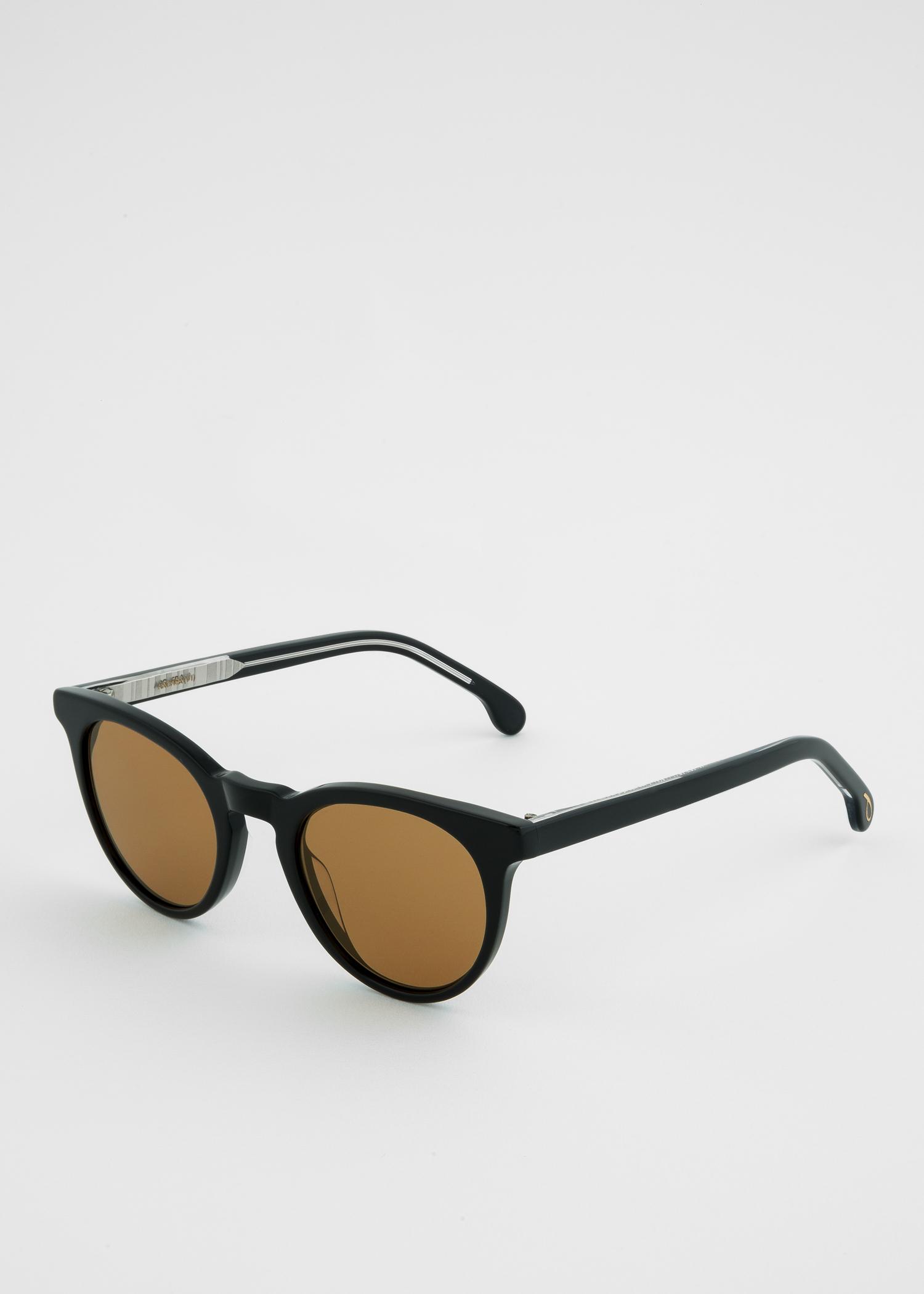 98b4b1e5f01ca Paul Smith Black Ink  Archer  Sunglasses - Paul Smith Asia