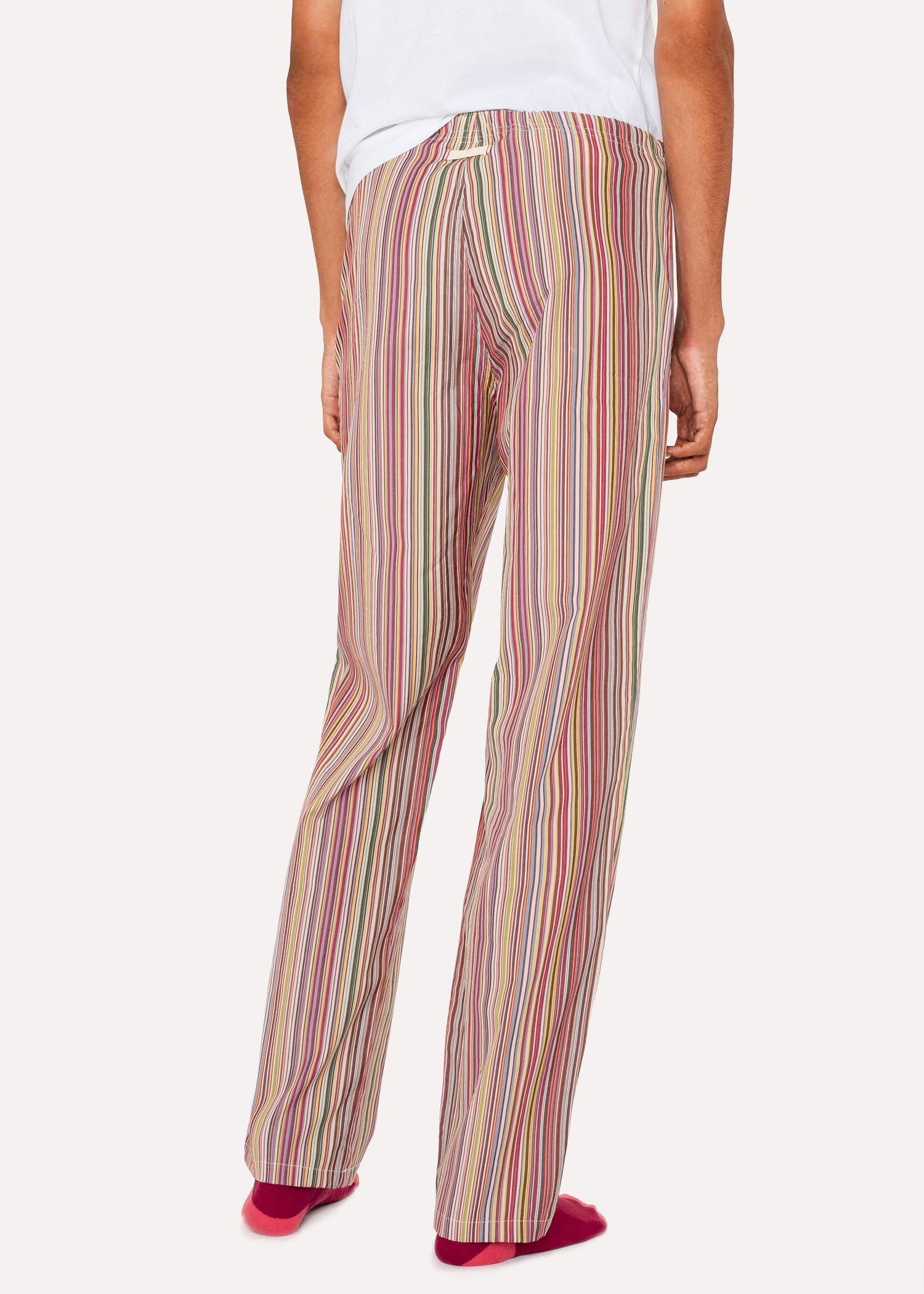 e973c26da Men s Signature Stripe Pyjama Bottoms - Paul Smith
