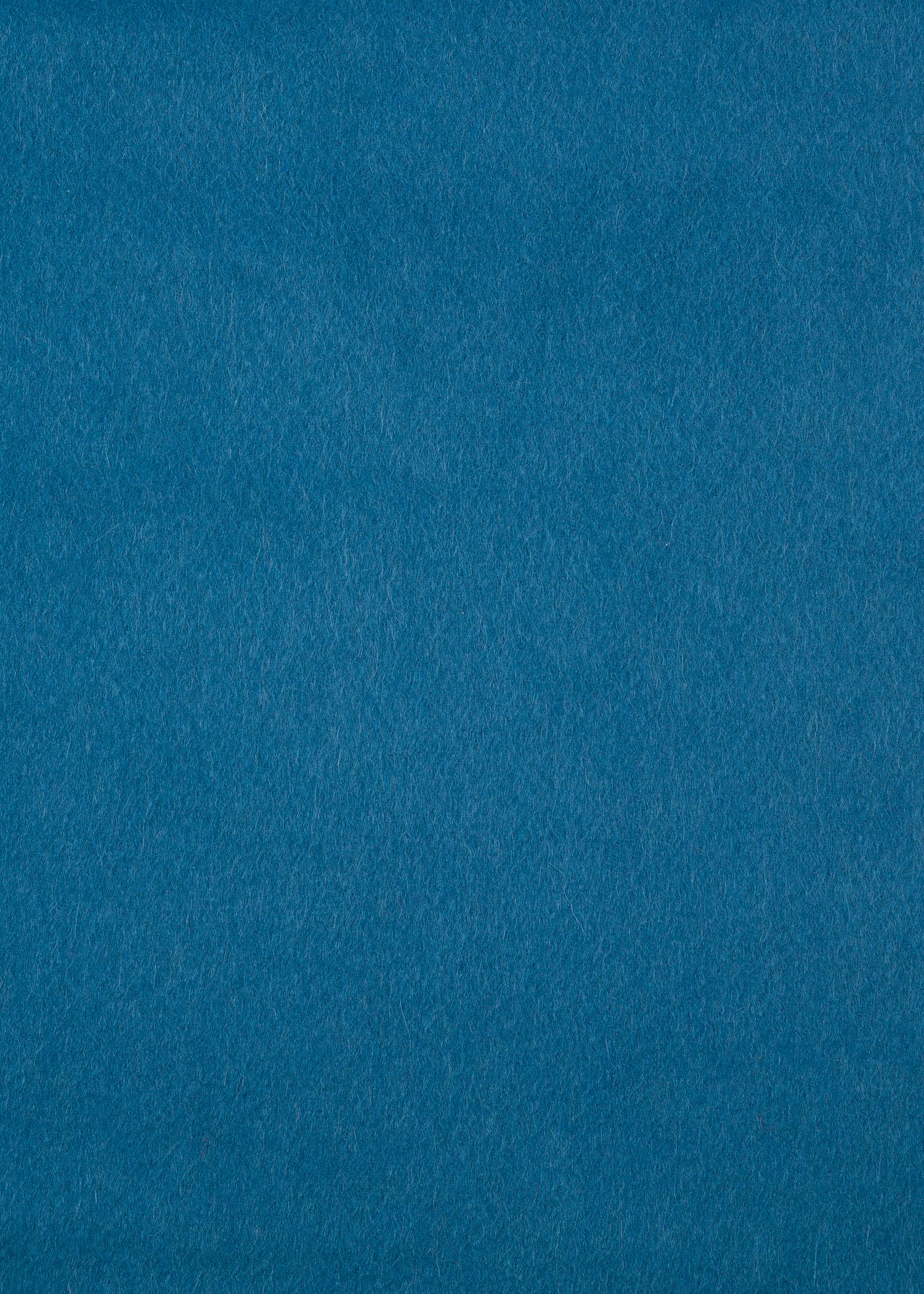 cfa666dc909f Vue détaillée - Longue Écharpe Bleu Canard En Cachemire Paul Smith
