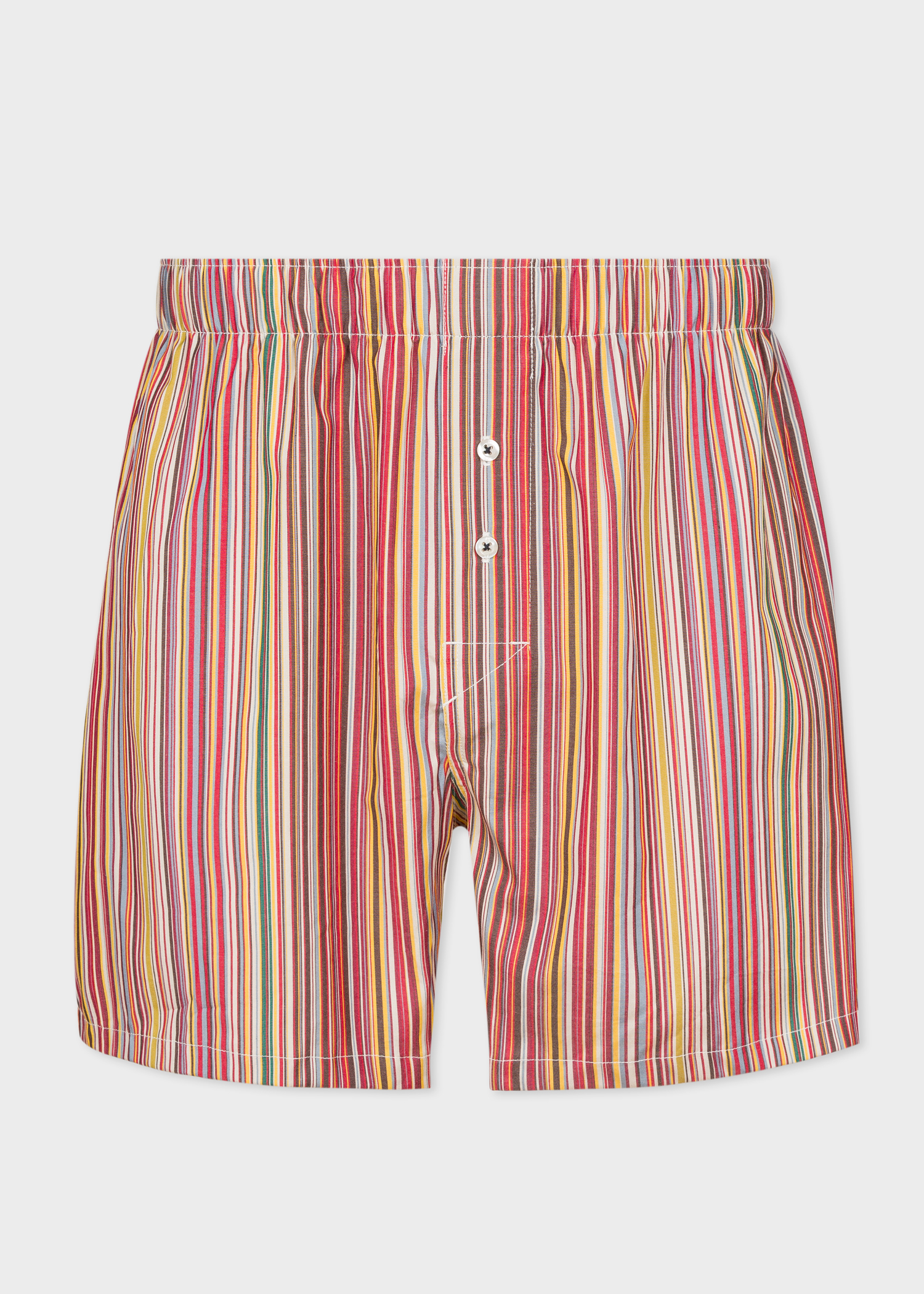 562e8e3350b7 Men's 'Signature Stripe' Cotton Boxer Shorts by Paul Smith