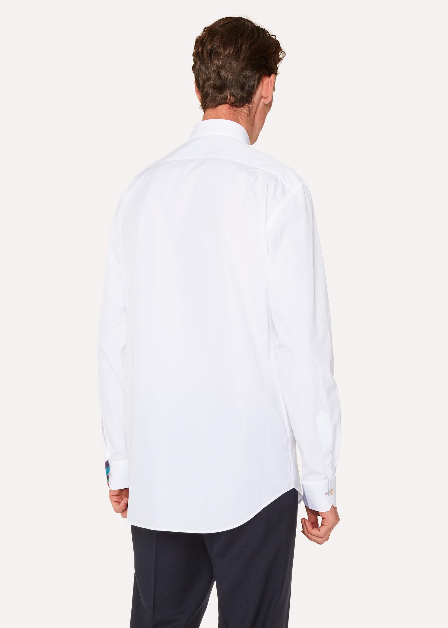 Cufflink Shirts For Men