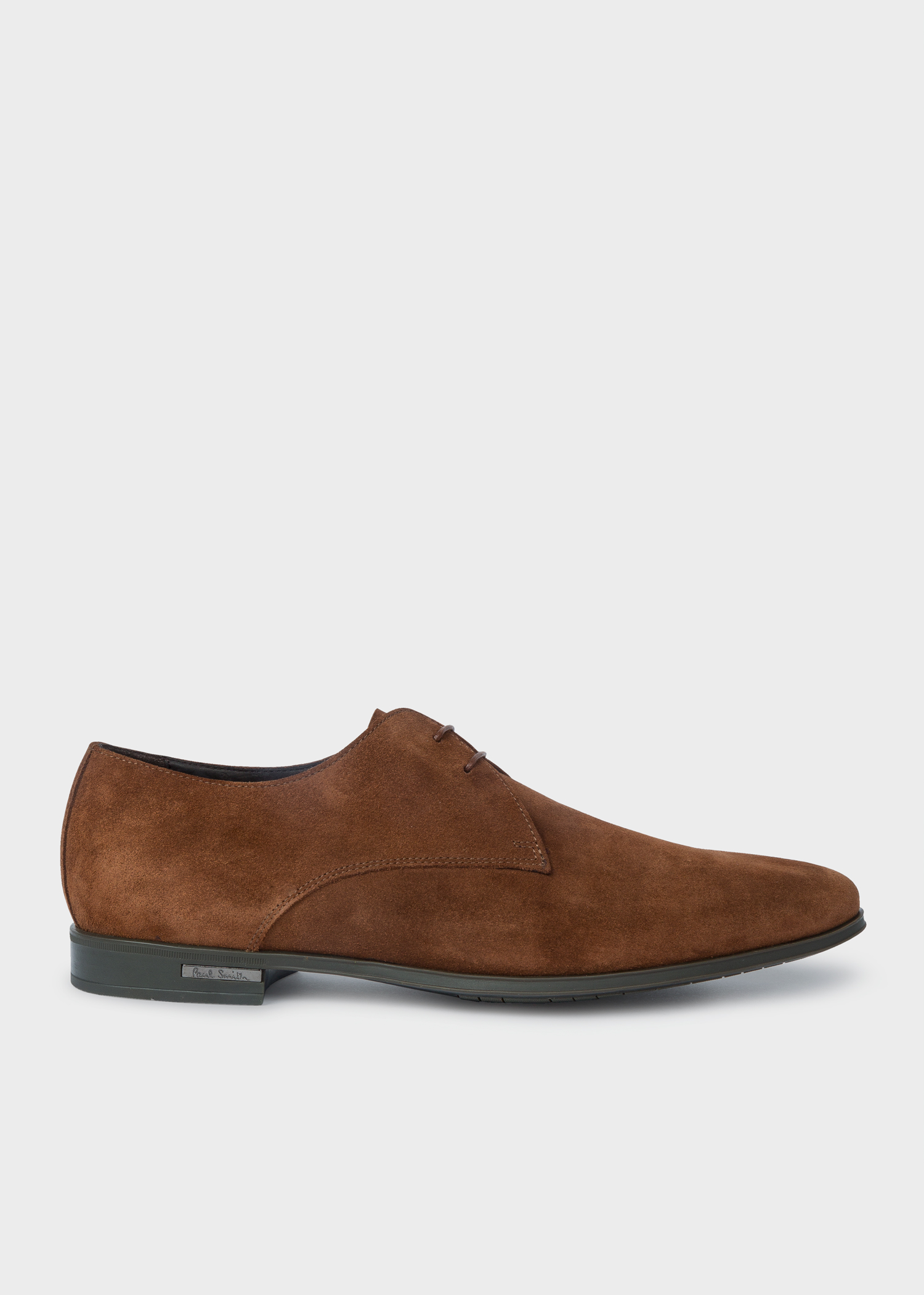 0f2cdd3b872b6 'coney' Paul Men's Tan Derby Shoes Smith Suede qxa0XaZE