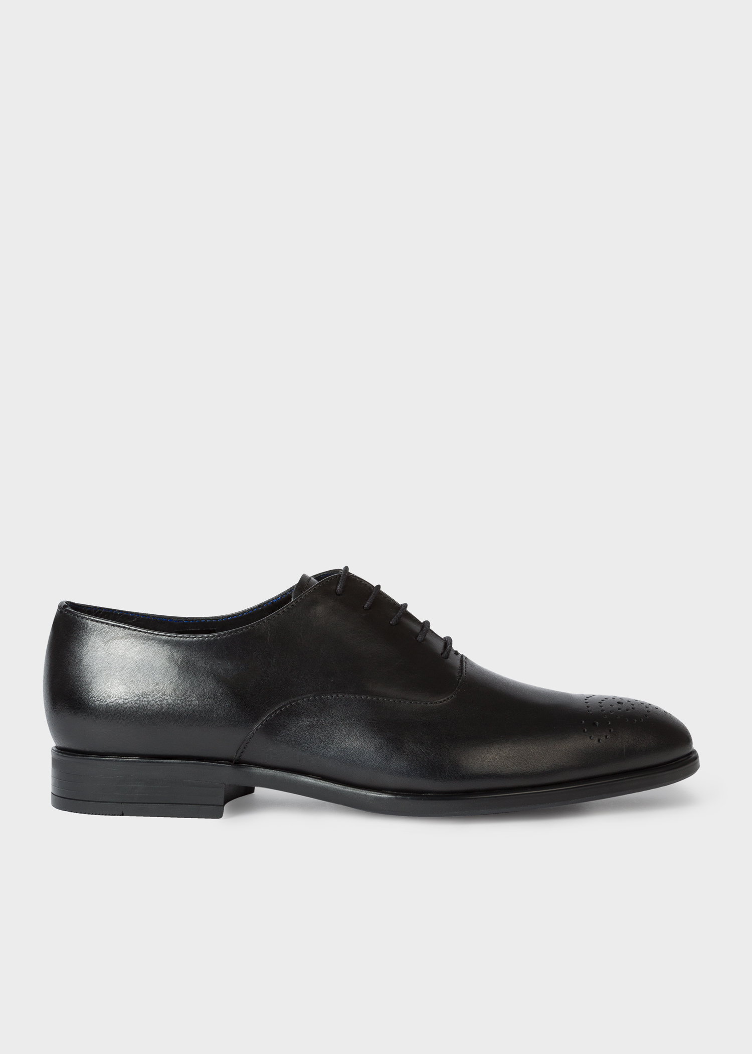 Oxford Cuir 'guy' Chaussures Homme Noires En 4cj35ARLq