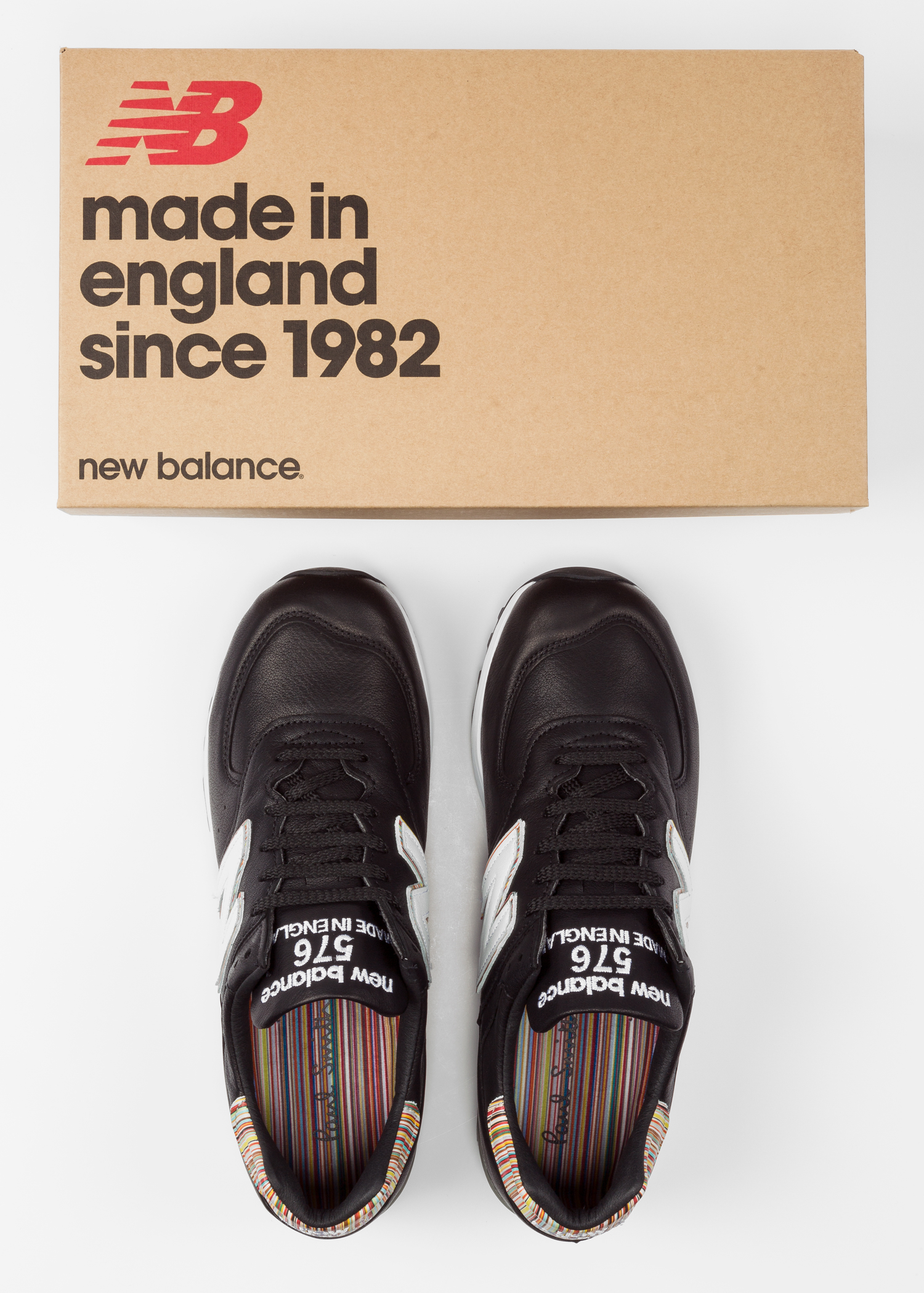 sports shoes f8e3b 7e1d3 new balance x paul smith 576