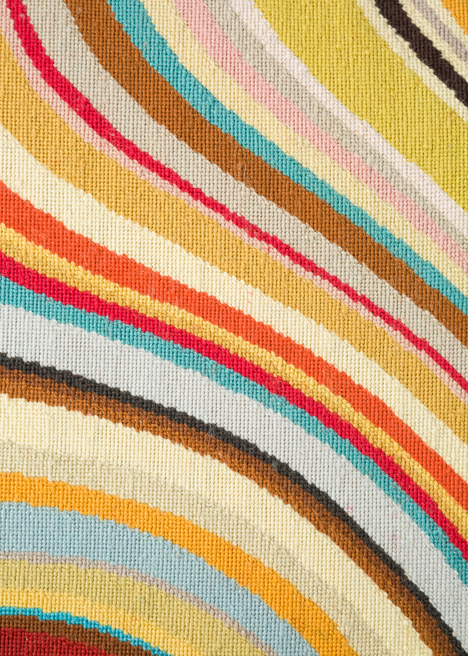 Paul Smith For The Rug Company Swirl Cushion Paul Smith