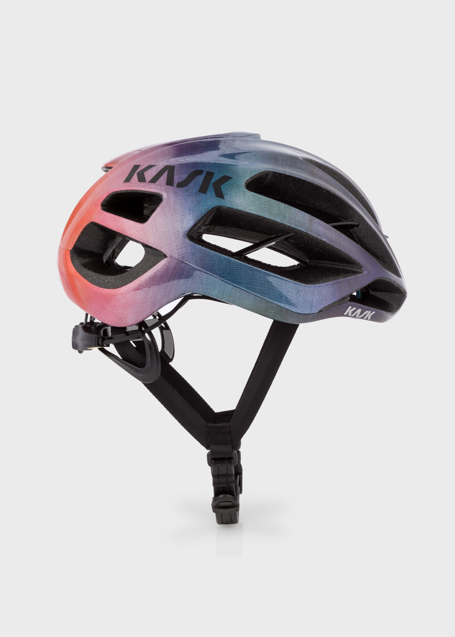 Paul Smith Kask Rainbow Gradient Protone Cycling Helmet Paul Smith