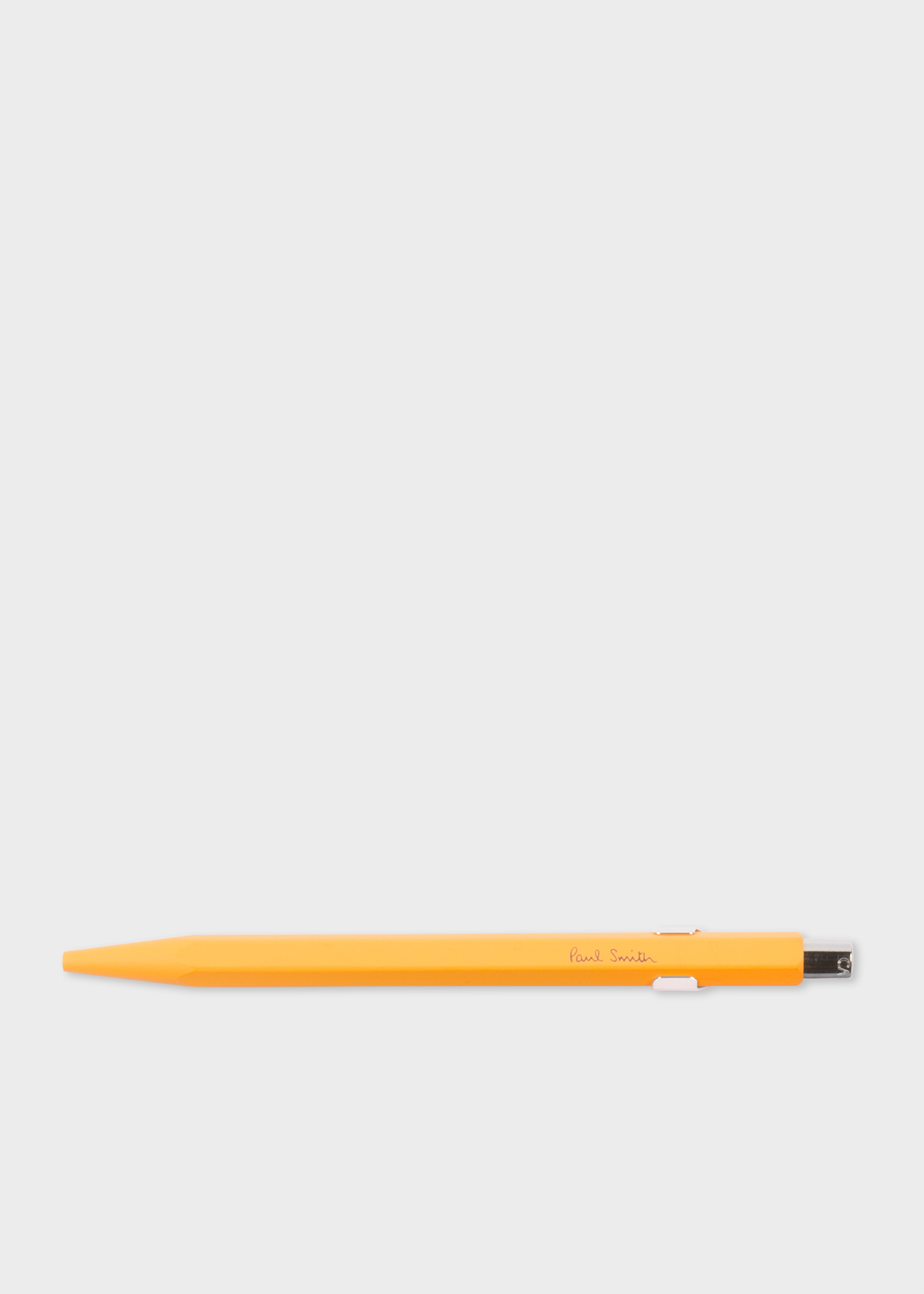 Caran d'Ache + Paul Smith - 849 Orange Ballpoint Pen