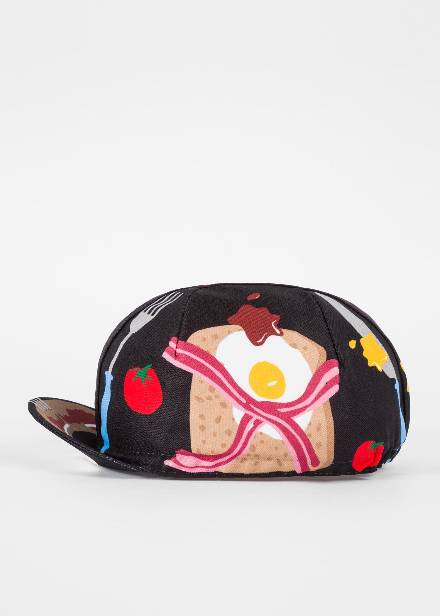 ca35b07fe56 Paul Smith + Cinelli  Egg And Bacon  Cycling Cap - Paul Smith