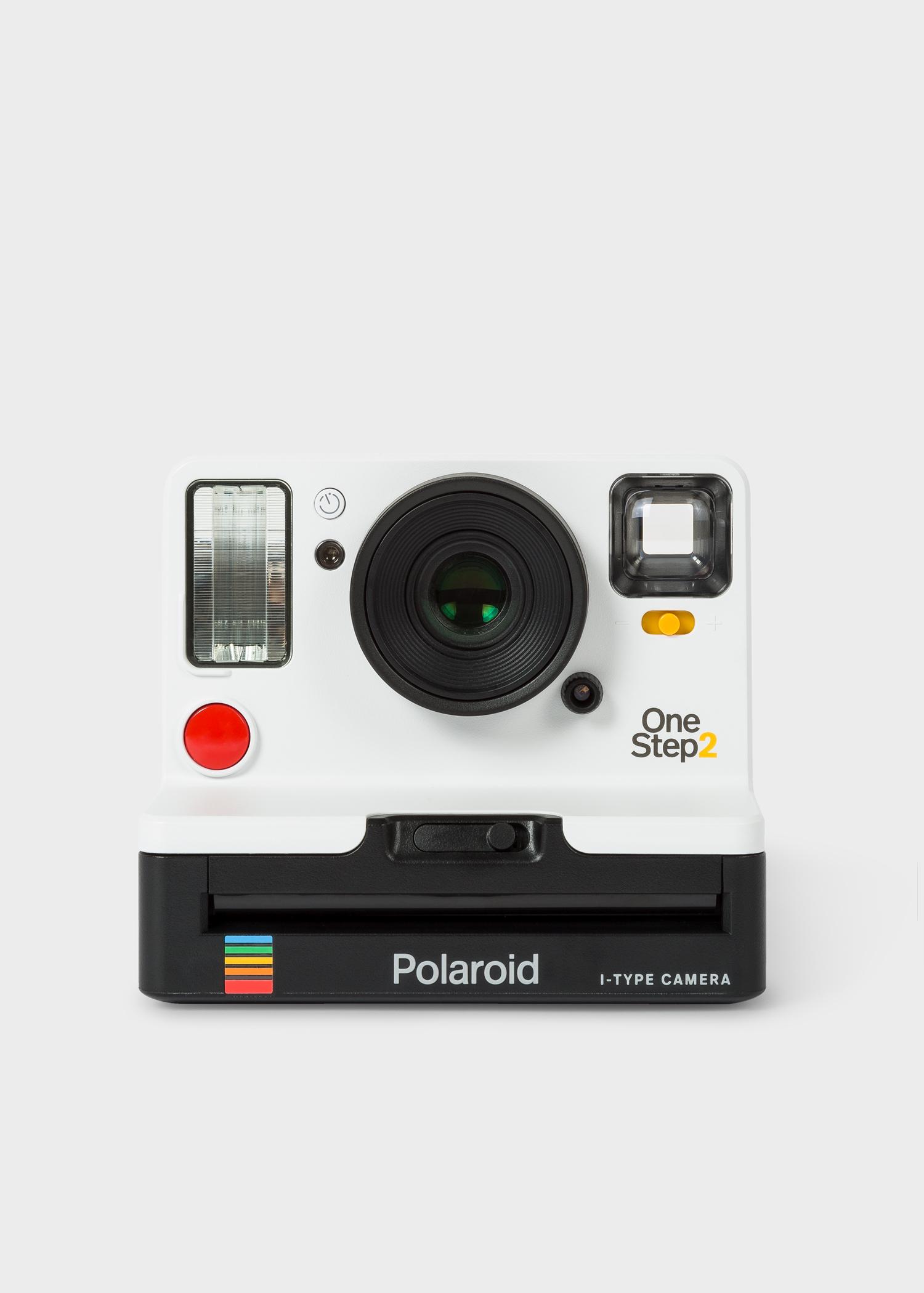 polaroid appareil photo onestep 2 i type blanc paul smith francais. Black Bedroom Furniture Sets. Home Design Ideas