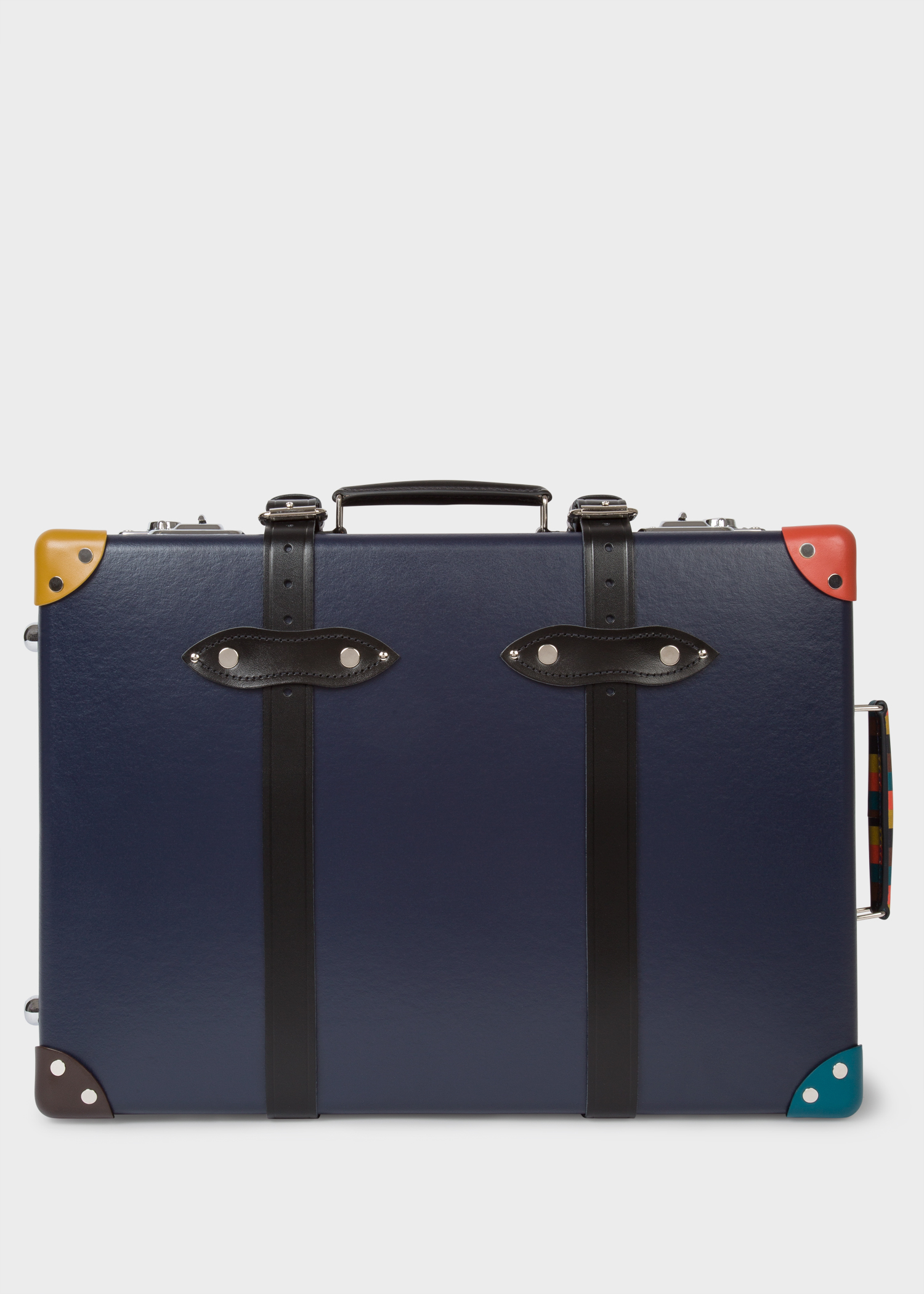Globe Trotter X Paul Smith Trolley Case Signed Limited Edition
