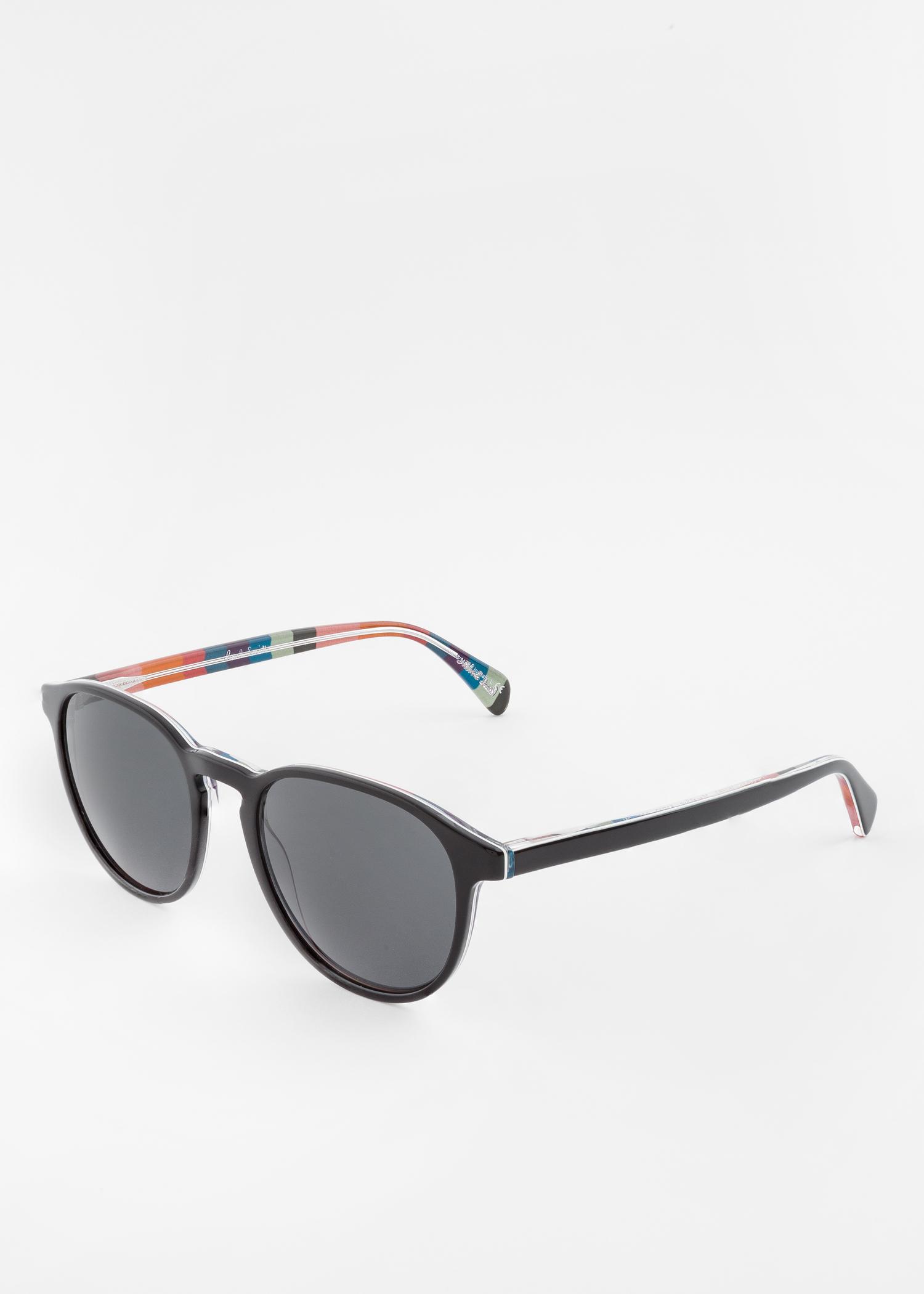 bab6608a2b5aa Paul Smith Onyx And Artist Stripe  Mayall  Sunglasses - Paul Smith