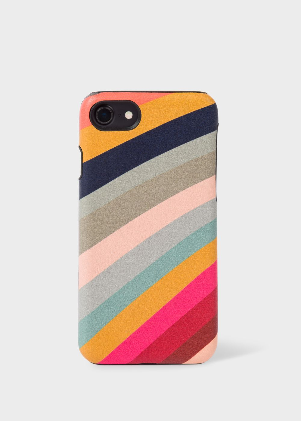 Case Paul swirl' print leather iphone 6/6s/7/8 case - paul smith denmark