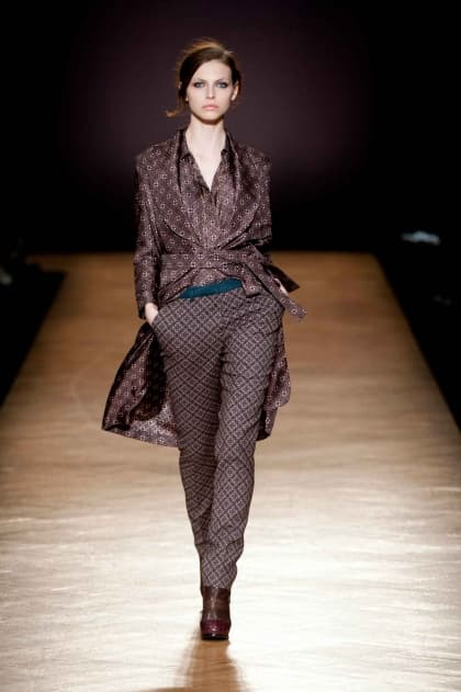 Collection Femme Paul Smith Automne/Hiver 2012