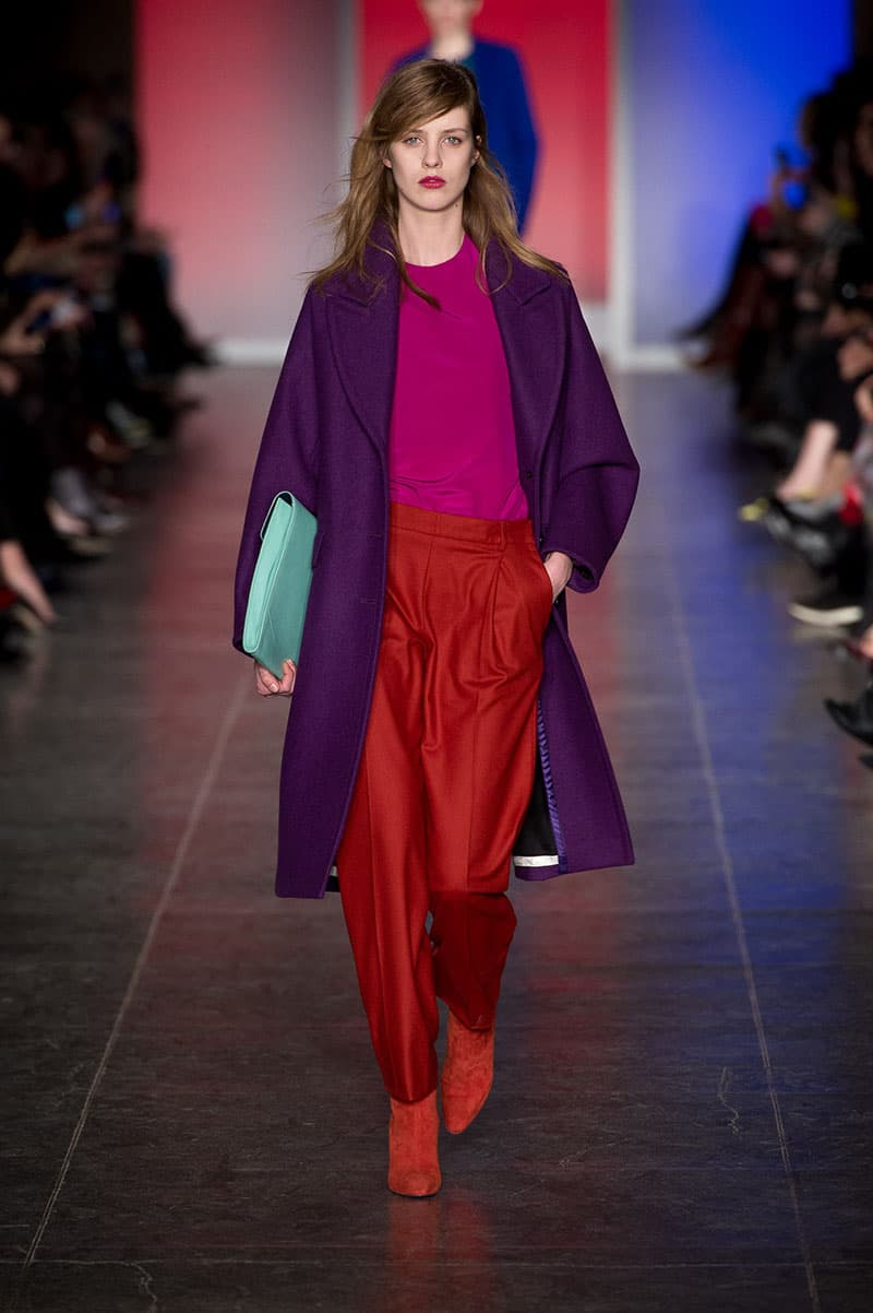 Collection Femme Paul Smith Automne/Hiver 2013