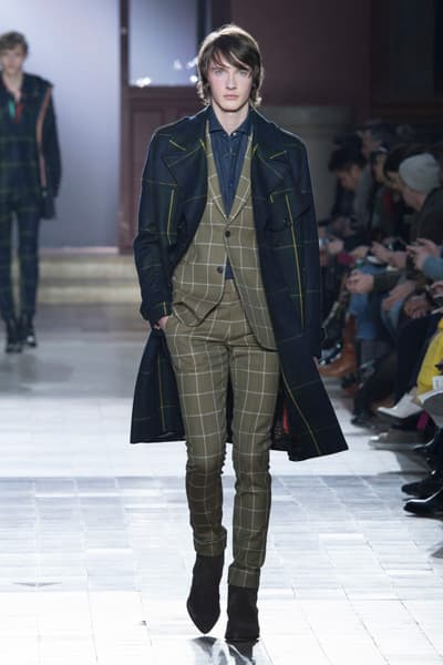 Collection Paul Smith Automne/Hiver 2017