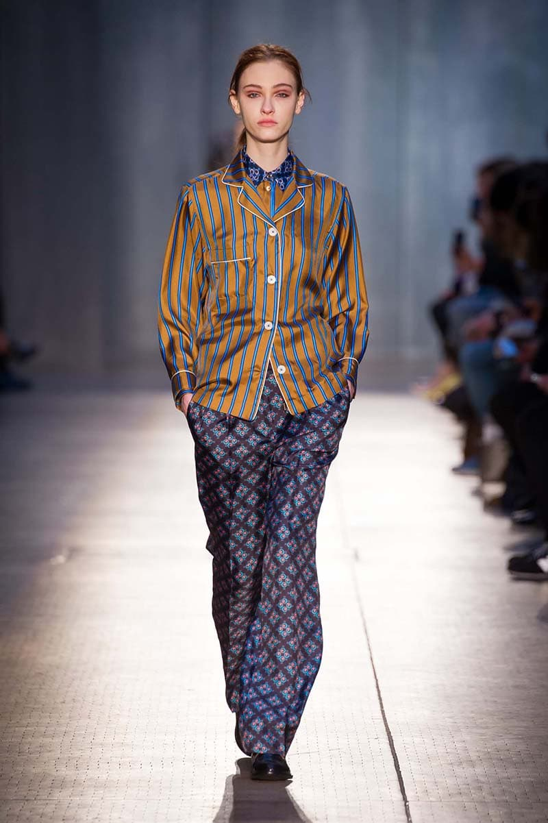 Collection Femme Paul Smith Automne/Hiver 2014