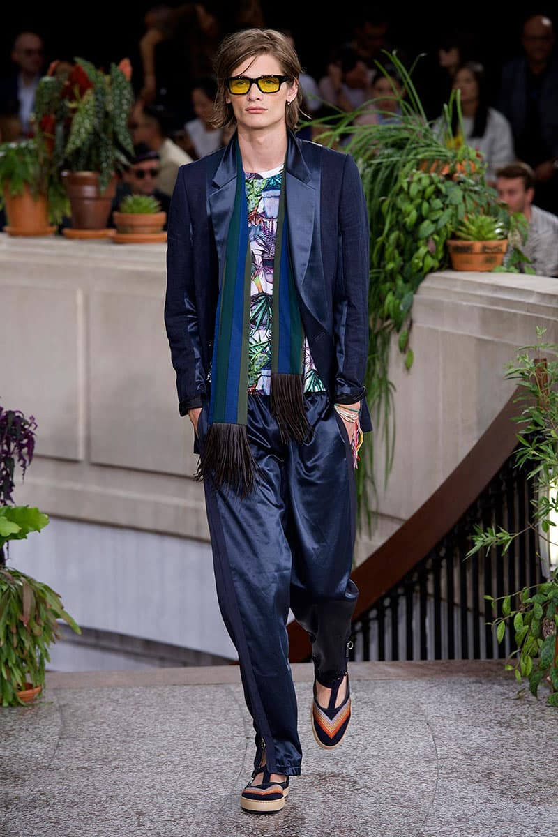 Collection Homme Paul Smith Printemps/été 2015