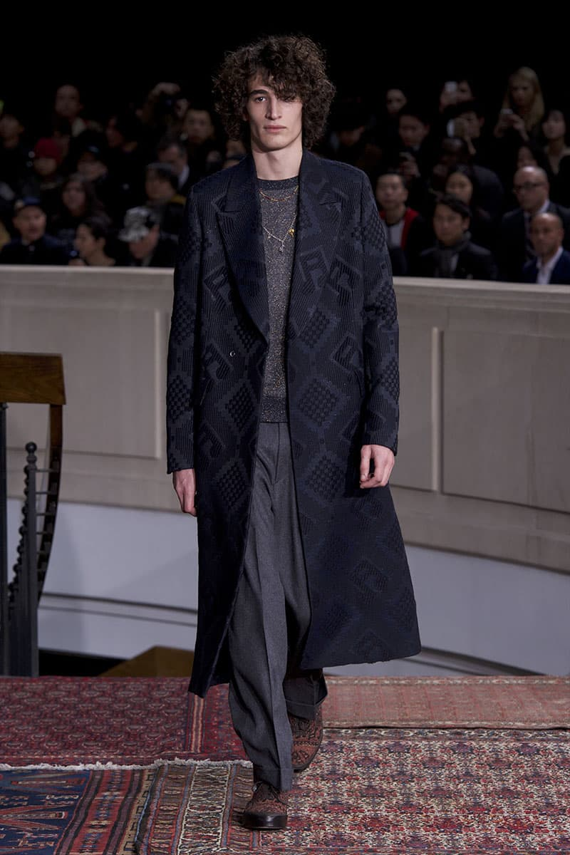 Collection Homme Paul Smith Automne/Hiver 2014