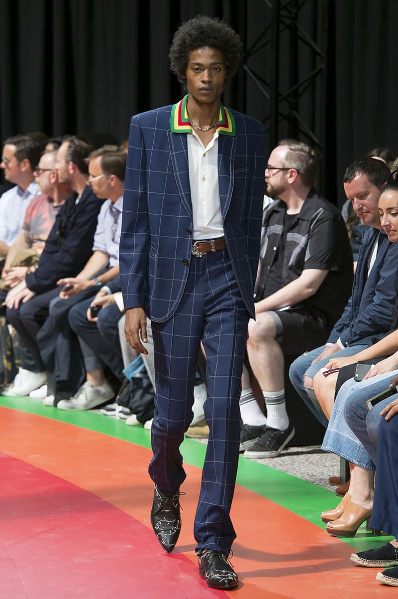 Collection Homme Paul Smith Printemps/été 2017
