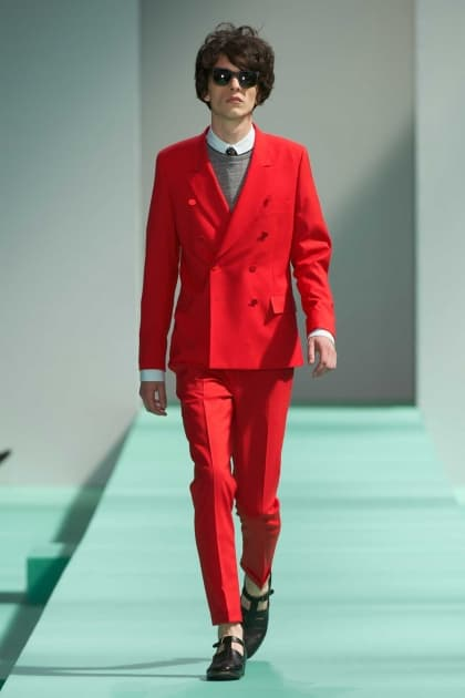 Collection Homme Paul Smith Printemps/été 2013