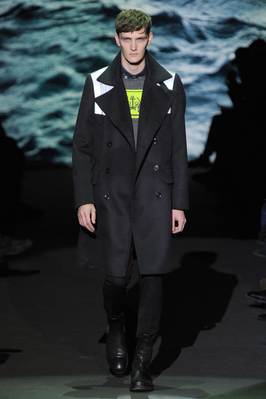 Collection Homme Paul Smith Automne/Hiver 2012