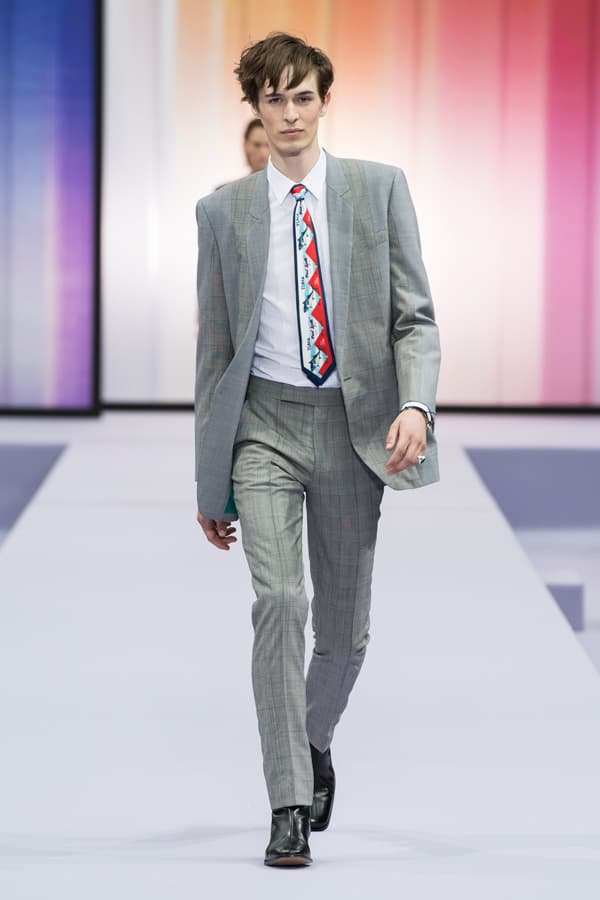 Collection Paul Smith Printemps/été 2018