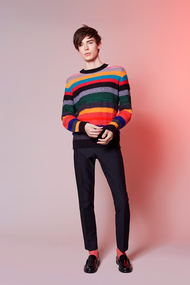 Winter Nice boys collection by paul smith