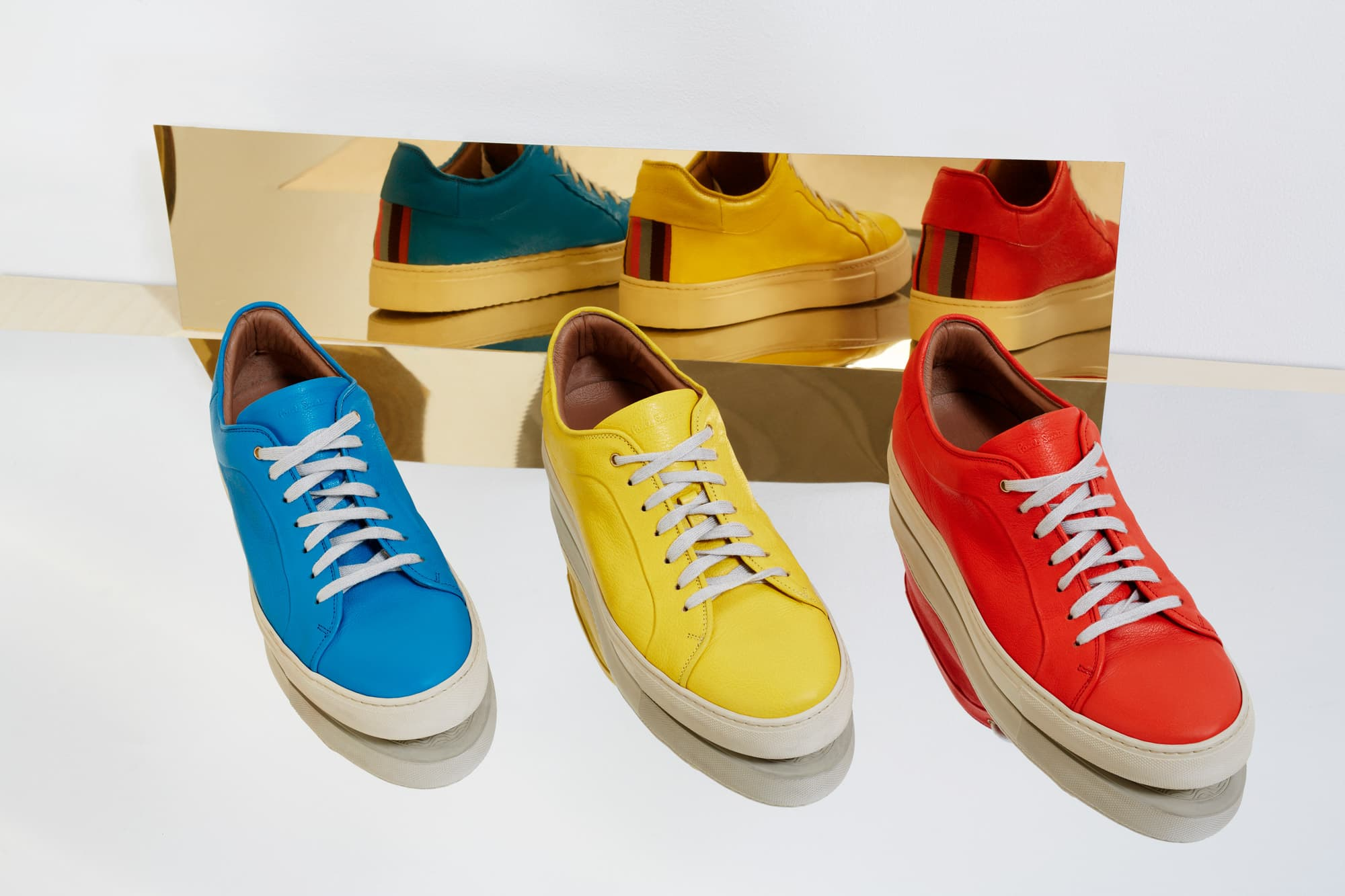 Paul Smith Men s Trainers for SS16