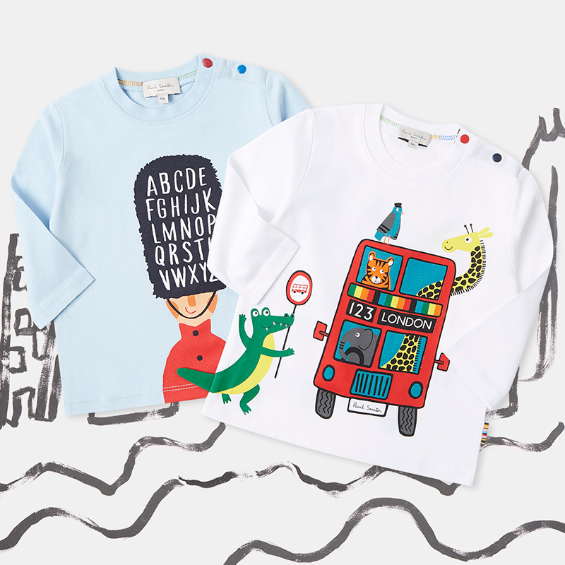 Paul Smith Babies Clothing