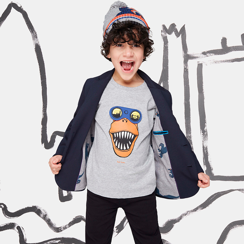 Shop Paul Smith Junior Clothing