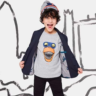 Designer Baby Boys' Clothing & Accessories - Paul Smith