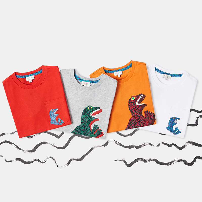 Paul Smith Junior Dino Clothing and Accessories