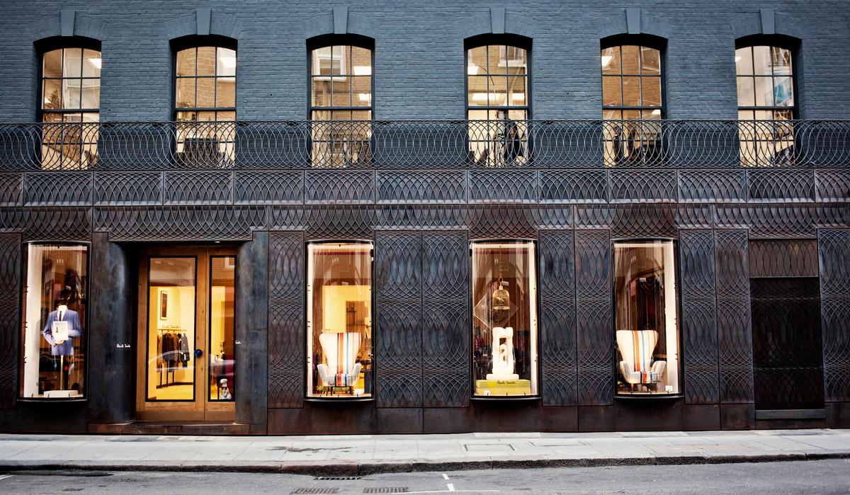 Paul Smith No.9 Albemarle Street Furniture Shop