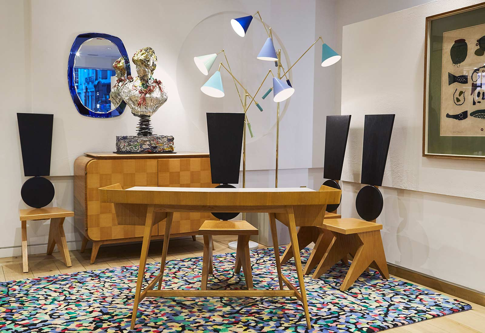 Paul Smith No.9 Albemarle Street Furniture Shop
