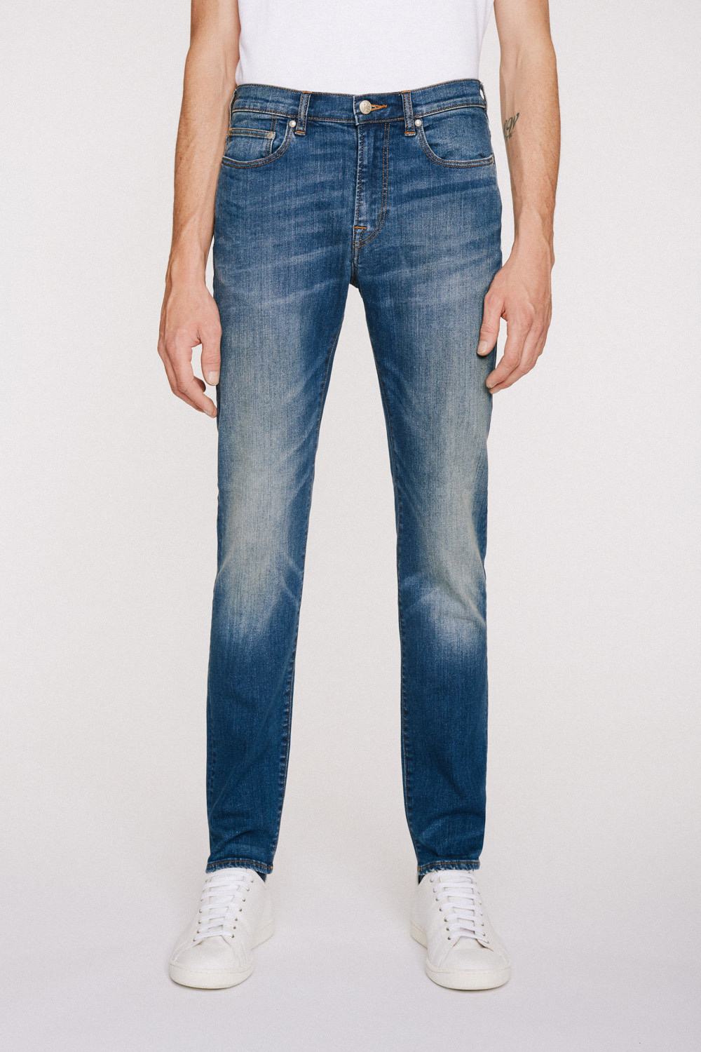 slim fit jeans - Blue Paul Smith