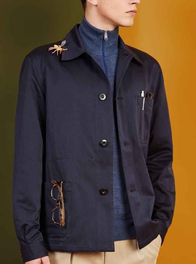 Paul Smith Chore Jacket Essentials